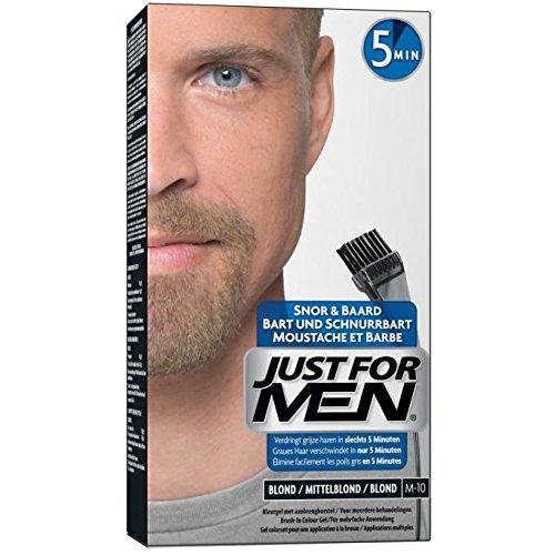 Just For Men Bart-Haarfarbe -blond - M-10