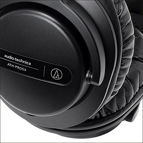 AudioTechnica(オーディオテクニカ)『DJヘッドホン(ATH-PRO5X)』