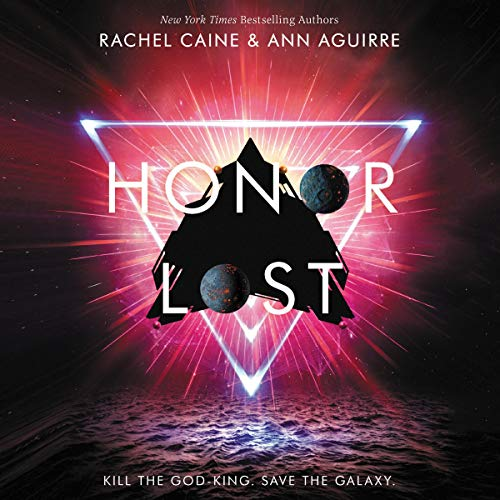 Honor Lost cover art