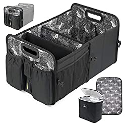 top rated Luggage Compartment Organizer with Radiator Cap-Front Seat Belt | Vinyl Bag Pocket for Bottles, Napkins … 2021