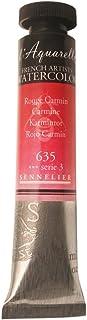 Sennelier l'Aquarelle French Artists' Watercolour 21 ML Reds (Carmine)
