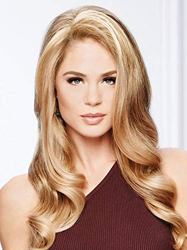 Top Choice Hair Topper Color GL 27-22 CARAMEL - Gabor Wigs 16