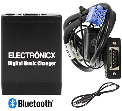 Elec-M06-RD3-BT Adapter USB, SD, MP3, AUX Bluetooth Music Streaming Freisprechanlage für RD3 audio Autoradio
