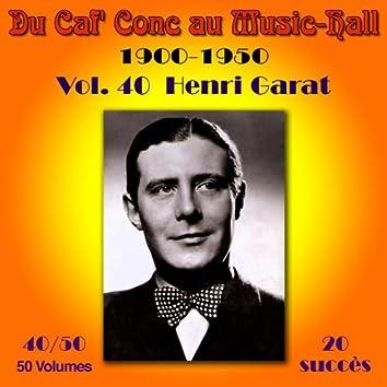 Du Caf' Conc au Music-Hall (1900-1950) en 50 volumes - Vol. 40/50