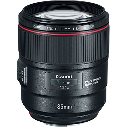 Canon EF 85mm F/1.4L IS...