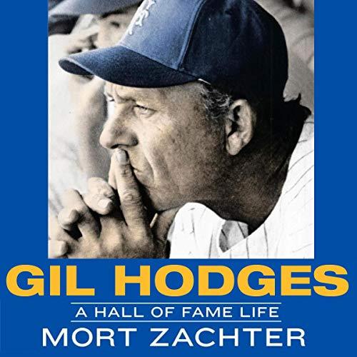 『Gil Hodges』のカバーアート