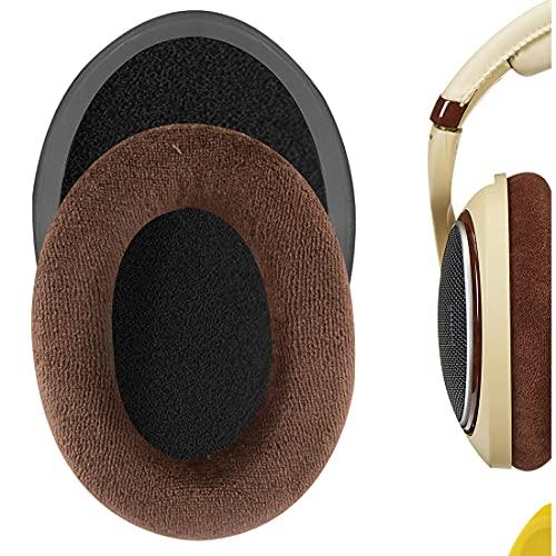 Geekria Comfort Velour Vervanging Oorkussens voor Sennheiser HD598, HD598SE, HD598CS Hoofdtelefoon Oordoppen, Headset…