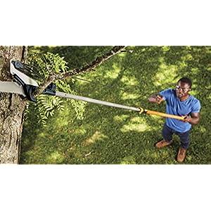Fiskars Extendable Pole Saw & Pruner (7–12 Feet)