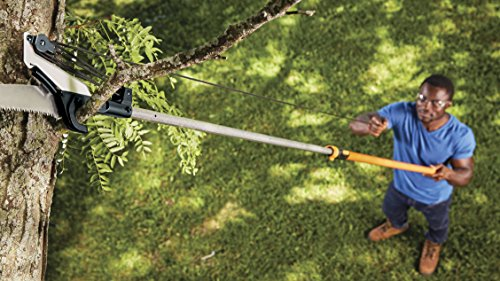 Fiskars Extendable Pole Saw & Pruner