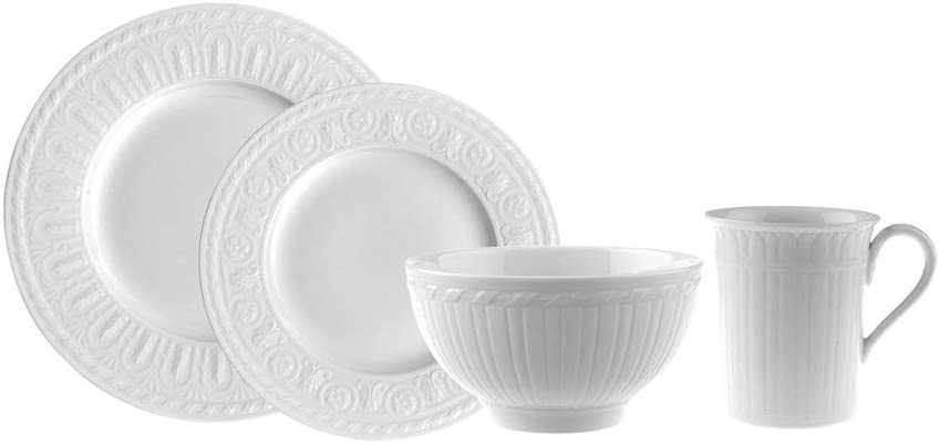 Villeroy Boch Cellini Set Complete Free Shipping 24Pc Free shipping