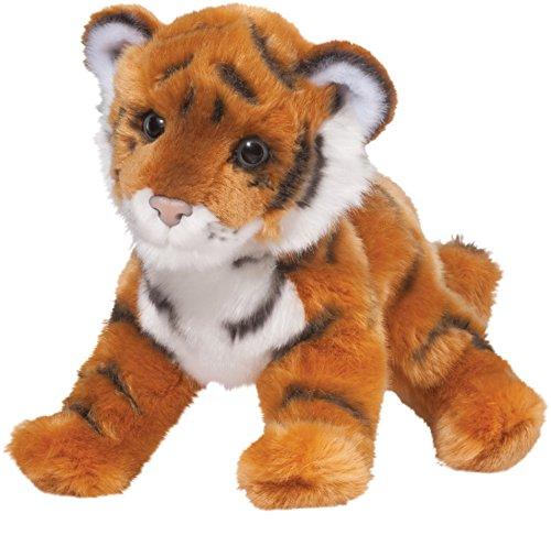 Cuddle Toys 1869Pancake BENGAL TIGER Bengal-Tiger Indischer Tiger Königstiger Rauptier Großkatze Panthera tigris tigris Kuscheltier Plüschtier Stofftier Plüsch Spielzeug