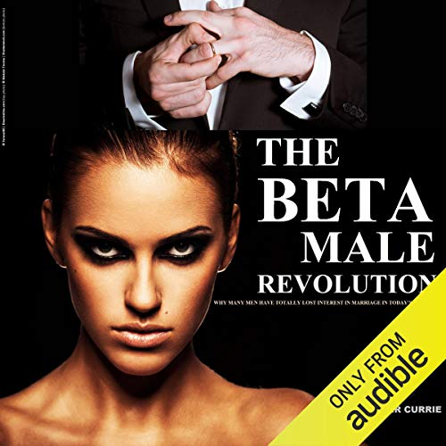 The Beta Male Revolution cover art