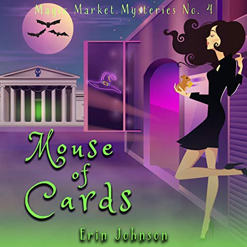 Mouse of Cards Audiobook By Erin Johnson cover art
