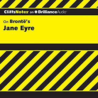 Jane Eyre: CliffsNotes                   Written by:                                                                                                                                 Karin Jacobson Ph.D.                               Narrated by:                                                                                                                                 Ellen Grafton                      Length: 4 hrs and 35 mins     Not rated yet     Overall 0.0