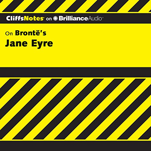 Jane Eyre: CliffsNotes audiobook cover art