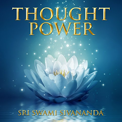 Thought Power audiobook cover art