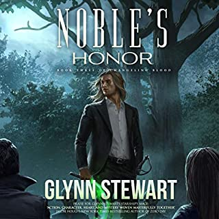 Noble's Honor     Changeling Blood, Book 3              Written by:                                                                                                                                 Glynn Stewart                               Narrated by:                                                                                                                                 Alexander Edward Trefethen                      Length: 9 hrs and 53 mins     Not rated yet     Overall 0.0
