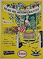 レトロなアルミ金属サインブリキサインイン、オートモビリストカークラブベルギー引用メタルサインヴィンテージマン洞窟ガレージサインバーサインメタルウォールティンサインウォールアート