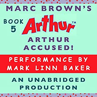 Arthur Accused! cover art
