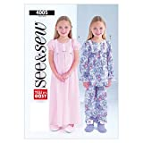 butterick patterns nightgowns