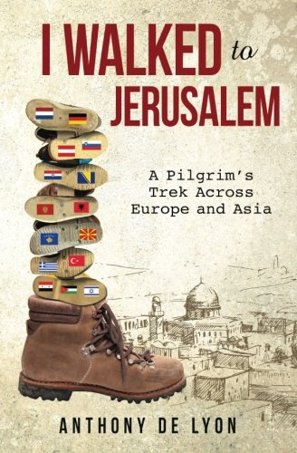 We wandered to Jerusalem: A Pilgrim's Trek around Europe and Asia - 51GBx0l61iL