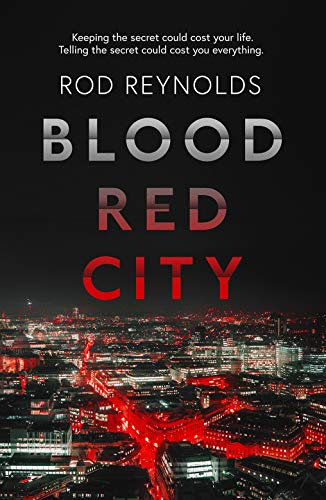 Blood Red City by [Rod Reynolds]