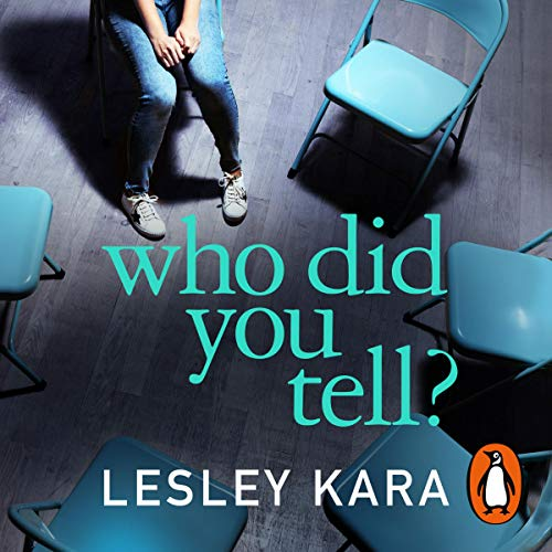 Who Did You Tell? Titelbild