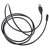 Digipartspower USB 2.0 Data Cable Cord Lead for WD My Book 1TB Drive WDBAAF0010HBK-01 WDBABV5000ABK-00 Hard Drive