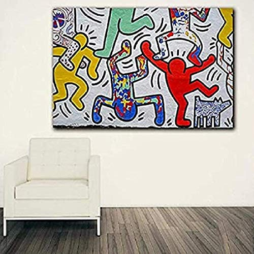 Puzzles Rompecabezas Keith Haring