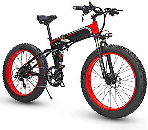 Bicicletas Eléctricas, Montaña bicicleta eléctrica 7 Velocidad 26