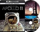 アポロ11 完全版 4K Ultra HD+ブルーレイ[Ultra HD Blu-ray]