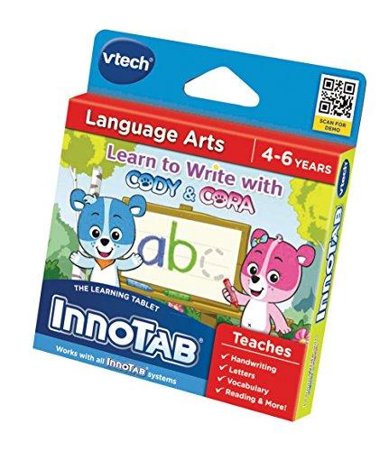 VTech- Innotab-Juego Educativo, para un Jugador 232603 (Importado) (versión en inglés), Multicolor