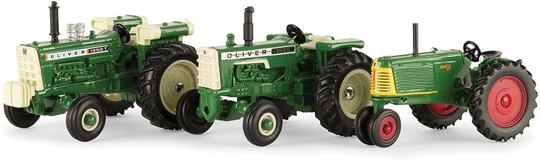 ERTL Toys 1 64th Oliver Historical Vintage Set (3 Piece) by ERTL Toys