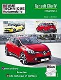 E.T.A.I - Revue Technique Automobile B783.5 - RENAULT CLIO IV PHASE 1 - 2012 à 2016
