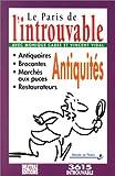 L'Introuvable Paris antiquités