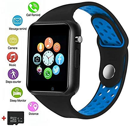 Smart Watches, JACSSO Touch Screen Bluetooth Smartwatch...