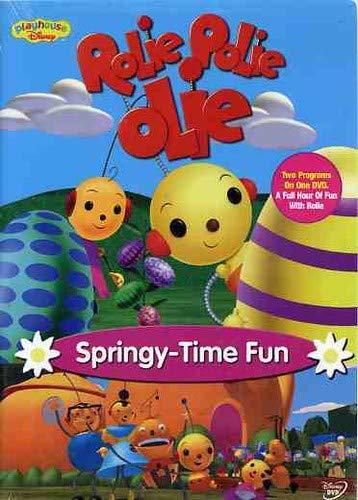 Rolie Polie Olie - Springy-Time Fun