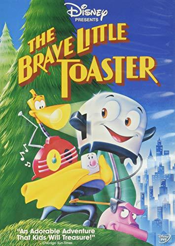 勇敢的小烤面包机
