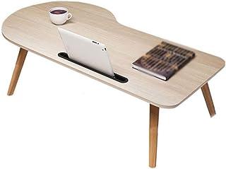 ZXQZ zhuozi Bureau d'ordinateur Portable, lit avec Bureau, Simple Rabattable, Mini Bureau, Bureau, Table paresseuse Bureau...