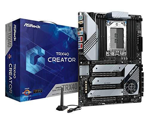 ASRock TRX40 Creator Gaming ATX Mainboard Sockel TRX4 USB3.2/M.2/WLAN/BT