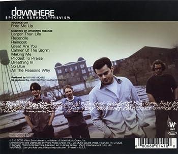 Audio CD Downhere Book
