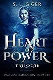 Heart of Power Trilogie: Sammelband der kompletten Fantasy Serie