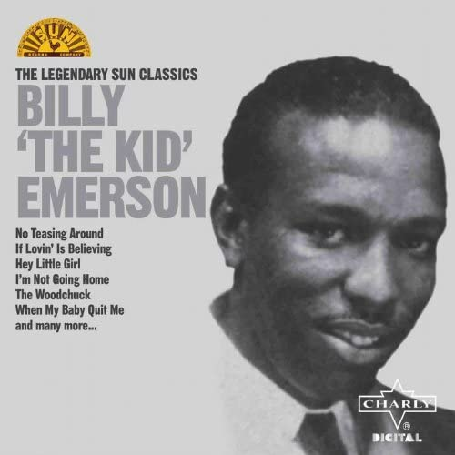 Billy 'The Kid' Emerson
