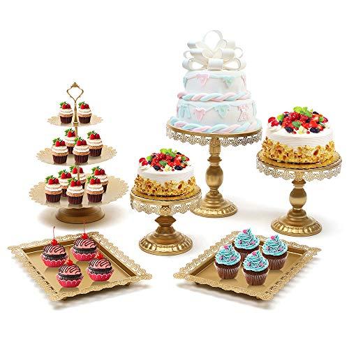 La mejor comparación de Platos para tarta , listamos los 10 mejores. 9