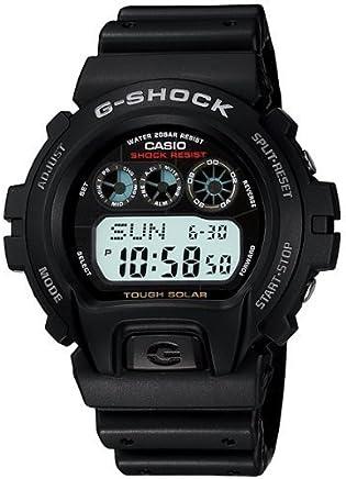 CASIO カシオ G-SHOCK G-6900-1光充電タフソーラー搭載 Gショック ジーショック G-SHOCK 海外直輸入品 メンズ 腕時計 【逆輸入品】