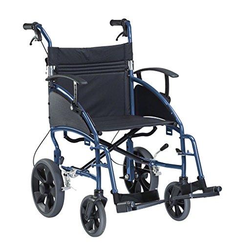 Dietz Rollstuhl Transportrollstuhl Reiserollstuhl PORTER (Nachfolgemodell des Dietz TRANS Reiserollstuhls)