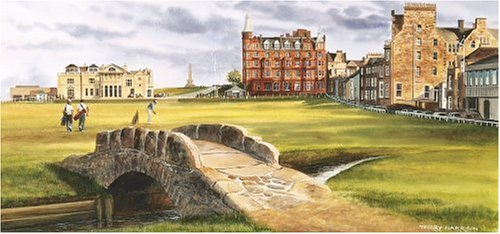 Photo of Gibsons St. Andrews Jigsaw Puzzle (636 Pieces)