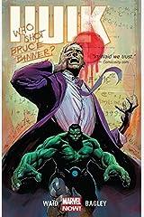 Hulk Vol. 1: Banner D.O.A. (Hulk (2014-2015)) Kindle Edition