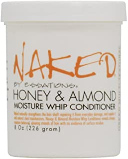 Naked by Essations Honey/Almond Whip Conditioner, 8 Ounce