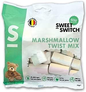 Sweet-Switch Sugar Free Marshmallow Twist Mix 70g (Pack of 3)